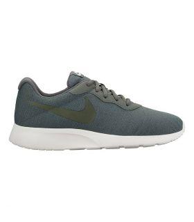 Zapatillas Nike Tanjun Se Hombre Verde. Oferta y Comprar online