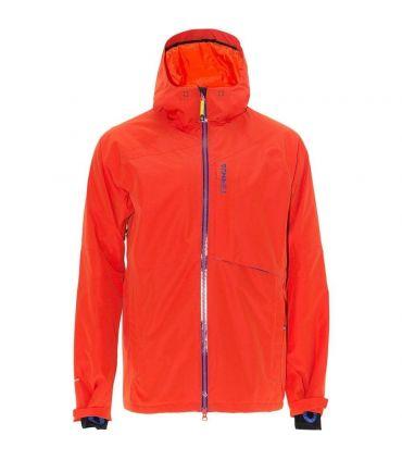 Chaqueta Ternua Zermatt Hombre Naranja