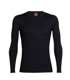 Camiseta IceBreaker Tech Top Long Sleeve Crewe Hombre