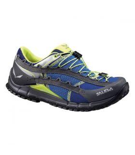 Zapatillas trekking Salewa Speed Ascent Mujer Azul