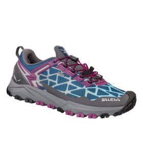 Zapatillas Salewa Ws Multi Track GTX Mujer Violeta