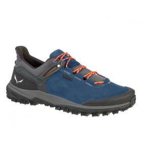 Zapatillas Salewa Ms Wander Hiker GTX Hombre Azul