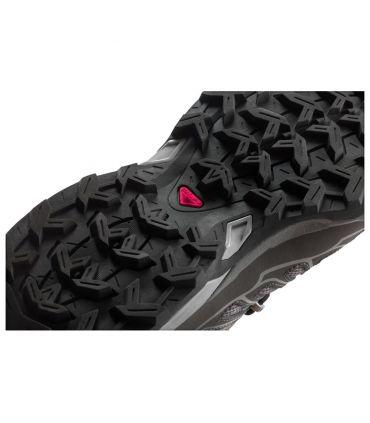 Botas de montaña Salomon X Ultra Mid 2 GTX Mujer Gris Rosa