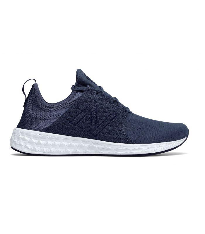 Compra online Zapatillas New Balance Fresh Foam Cruz On Hombre Azul en oferta al mejor precio