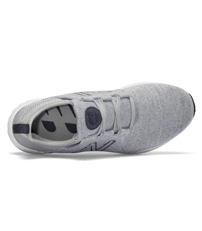 Zapatillas New Balance Fresh Foam Cruz On Mujer Gris