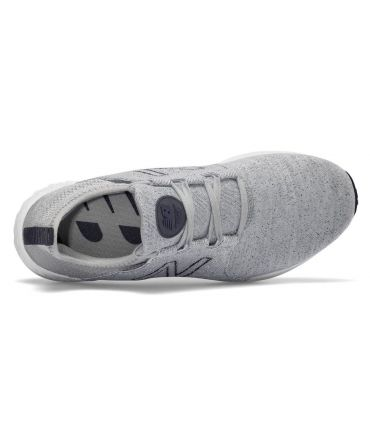 Zapatillas New Balance Fresh Foam Cruz On Mujer Gris