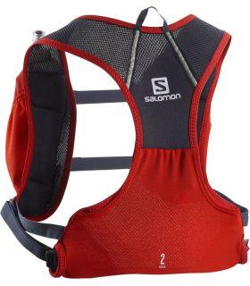 Mochila Salomon Agile 2 Set Rojo. Oferta y Comprar online