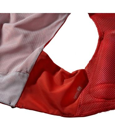 Mochila trail running Salomon S-Lab Sense Ultra 5 Set Rojo