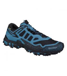 Zapatillas Salewa WS Ultra Train GTX Mujer Negro Azul