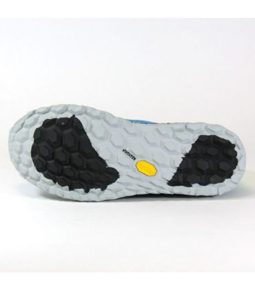 Zapatillas New Balance Fresh Foam Hierro V3 Hombre Azul