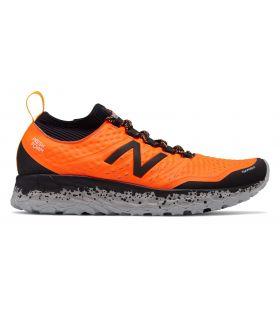 Zapatillas New Balance Fresh Foam Hierro V3 Hombre Naranja