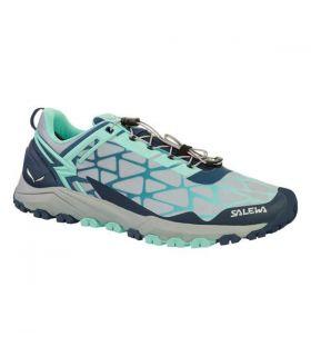 Zapatillas Salewa Ws Multi Track Azul Mujer