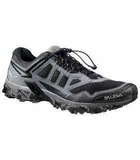 Zapatillas Salewa Ms Ultra Train Hombre Gris Oscuro. Oferta y Comprar online