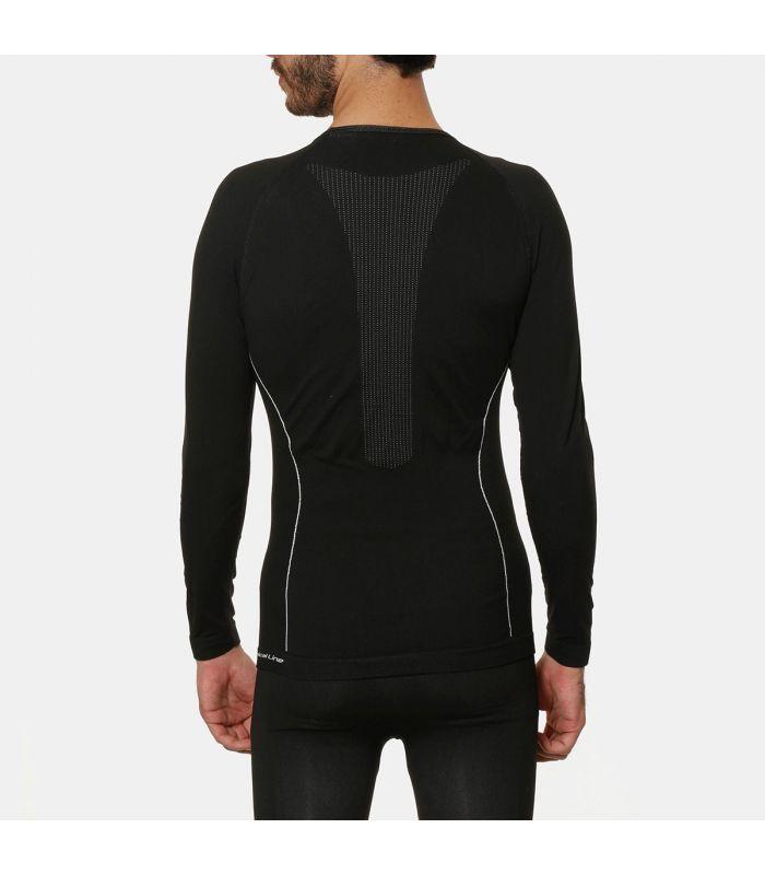 Compra online Camiseta termica Hg Original 8030 Hombre Negro en oferta al mejor precio