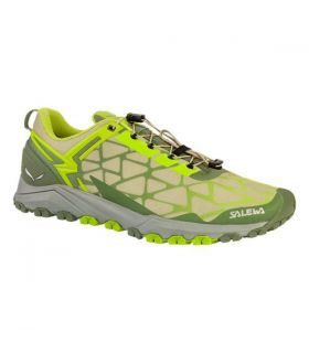 Zapatillas Salewa Ws Multi Track Verde