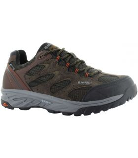 Zapatillas HI-Tec Wild-Fire Low I Wp Hombre Chocolate
