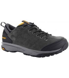 Zapatillas Hi-Tec Tortola Trail Wp Hombre Carbón