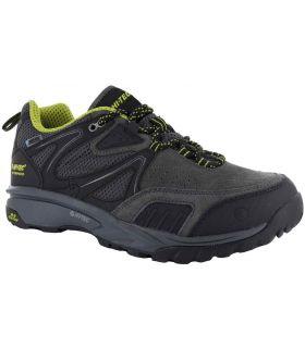 Zapatillas Hi-Tec Razor Low Wp Hombre Carbón