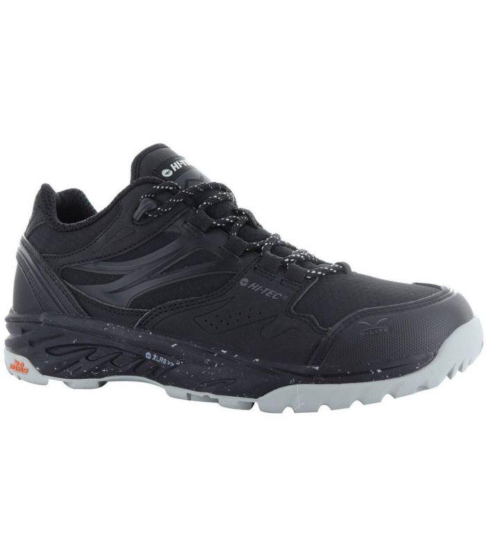 Compra online Zapatillas Hi-Tec V-Lite Wild-Life Scorpion Hombre Negro en oferta al mejor precio