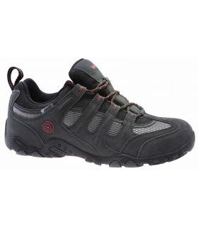 Zapatillas Hi-Tec Quadra Classic Wp Hombre Carbón. Oferta y Comprar online