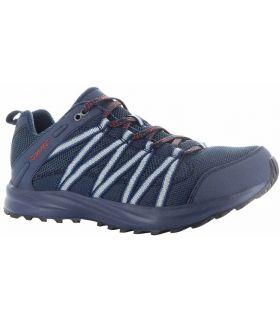 Zapatillas Hi-Tec Sensor Trail Lite Hombre Azul