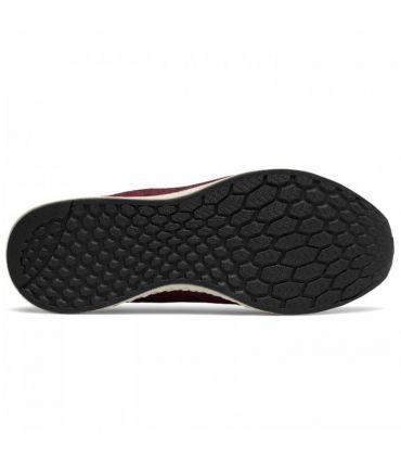 Zapatillas New Balance Fresh Foam Cruz On Hombre Burdeos