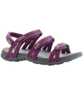 Sandalia Hi-Tec Delos Mujer Violeta. Oferta y Comprar online