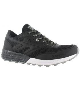Zapatillas Hi-Tec Badwater Mujer Negro Blanco. Oferta y Comprar online