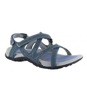 Sandalia Hi-Tec Waimea Falls Mujer Azul. Oferta y Comprar online