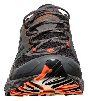 Zapatillas La Sportiva Lycan Hombre Negro Naranja