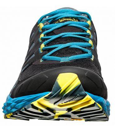 Zapatillas La Sportiva Lycan Hombre Negro Blue
