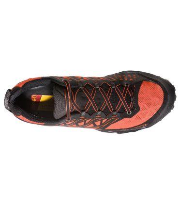 Zapatillas trail running La Sportiva Akyra Hombre Naranja Negro