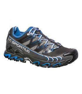 Zapatillas trail running La Sportiva Ultra Raptor Mujer Carbon Azul. Oferta y Comprar online