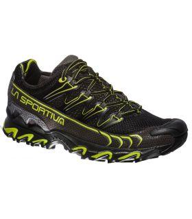 Zapatillas trail running La Sportiva Ultra Raptor Hombre Negro Verde. Oferta y Comprar online