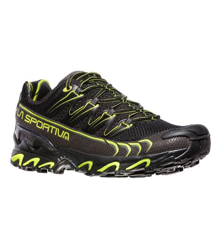 Zapatillas trail running La Sportiva Ultra Raptor Hombre Negro Verde