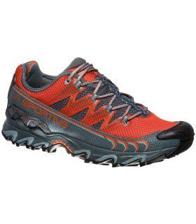 Zapatillas trail running La Sportiva Ultra Raptor Hombre Naranja Gris. Oferta y Comprar online