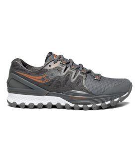 Zapatillas Saucony Xodus ISO 2 Mujer Gris