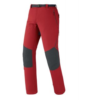 Pantalones trekking TrangoWorld Kasu FI Hombre Rojo