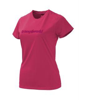 Camiseta Trangoworld Kewe DT Mujer Rosa