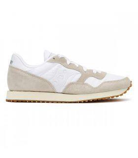 Zapatillas Saucony DXN Trainer Vintage Mujer Blanco