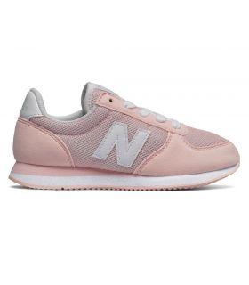 Zapatillas New Balance KL220 Rosa Blanco. Oferta y Comprar online