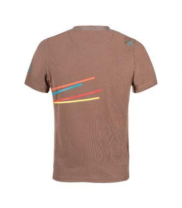 Camiseta La Sportiva Stripe 2.0 Hombre Marron