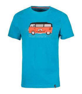 Camiseta La Sportiva Van Hombre Azul