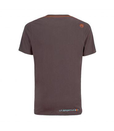 Camiseta La Sportiva Square Hombre Carbon