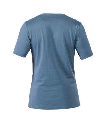 Camiseta La Sportiva Mountain is Home Hombre Gris