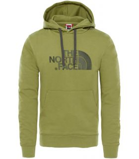 Sudadera The North Face M LT Drew Peak PO HD Hombre Verde