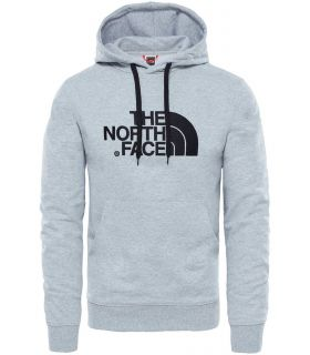 Sudadera The North Face M LT Drew Peak PO Hombre Gris