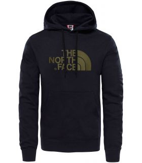 Sudadera The North Face M LT Drew Peak PO HD Hombre Negro