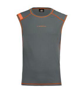 Camiseta La Sportiva Rocket Tank Hombre Gris