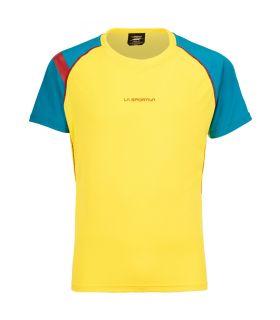 Camiseta running La Sportiva Motion Hombre Lima